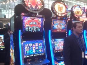 Aristocrat poker machine